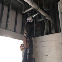 現場の様子【渋谷 某商業施設での電気設備工事です】のサムネイル