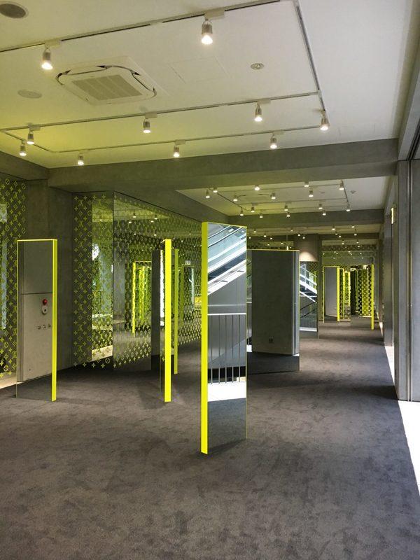 渋谷テナント電気工事施工(LV期間限定店舗)のサムネイル
