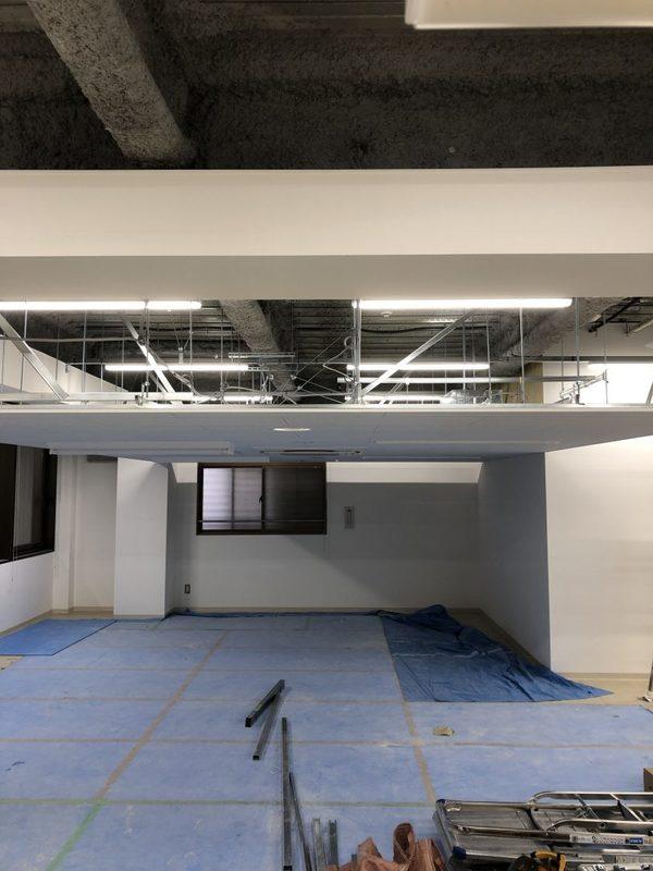 墨田区、両国研修センター改装工事