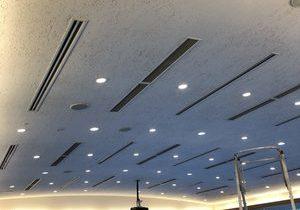 新木場 照明更新工事